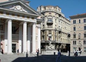Trieste Stock Exchange Italya