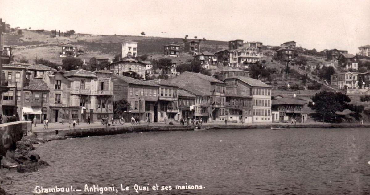 Burgazada, Burgaz Adası