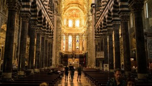 Cattedrale di San Lorenzo, Cenova Italy