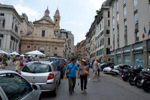 Piazza Giacomo Matteotti, Genoa