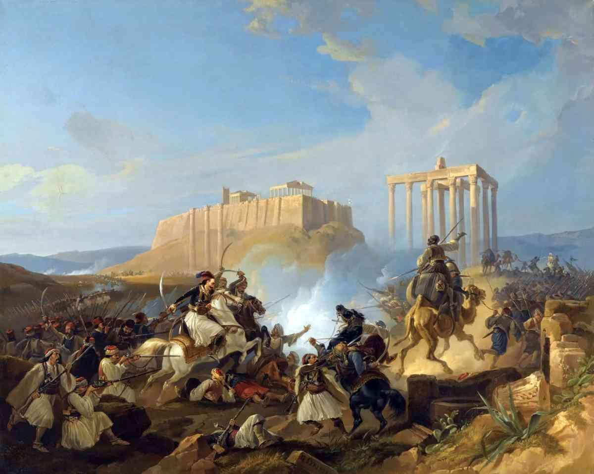Osmanlı-Rus ilişkileri açısından 1821 Yunan İsyanı ve Yunanistan'ın bağımsızlığını kazanması