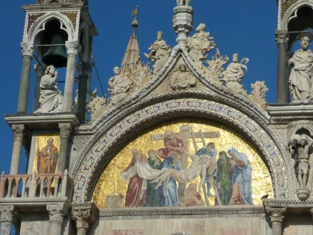 Basilica di San Marco, St. Mark's Basilica venice venezia