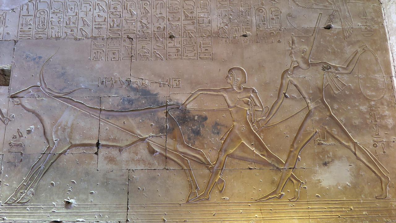 Kepshef Amun Mısır Abydos Ramses I