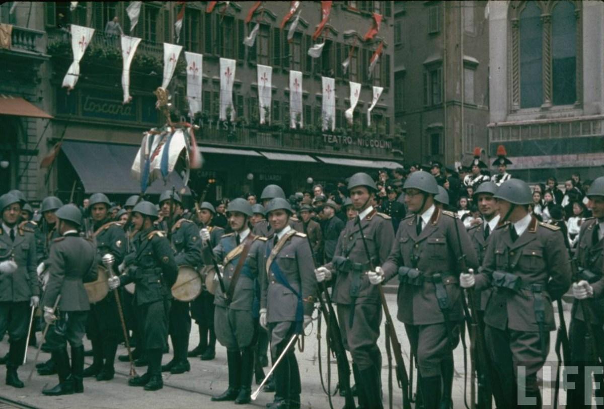 İkinci Dünya Savaşı Sırasında İtalya