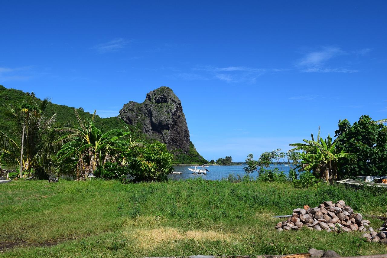 Maupiti Island, French Polynesia Society Islands