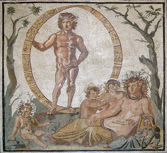Tanrılar, Tanrıçalar ve Diğer Ölümsüz Varlıklar (Yunan