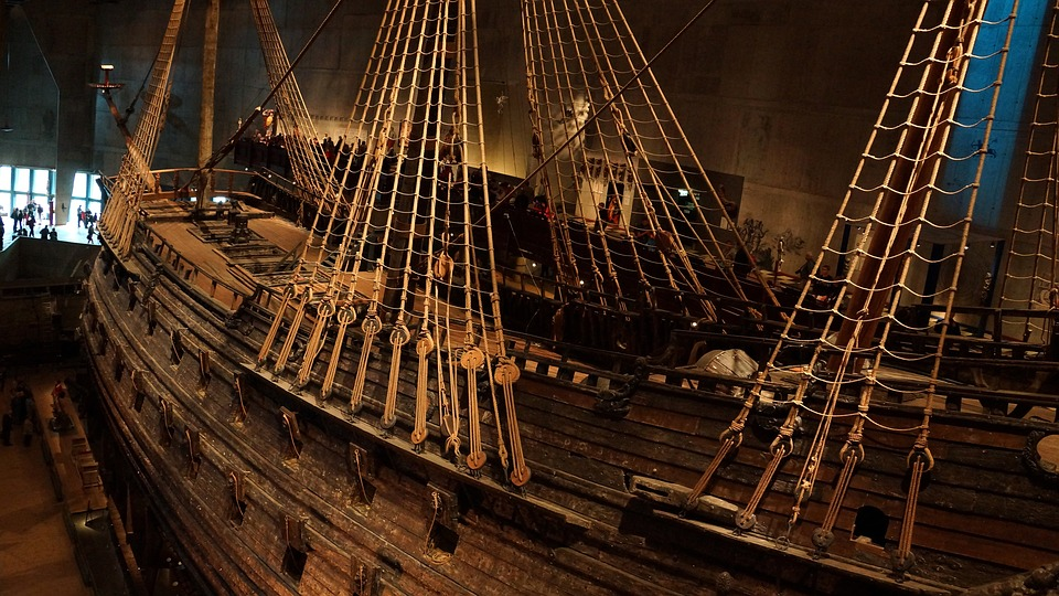 Vasa Museum Stockholm, Sweden