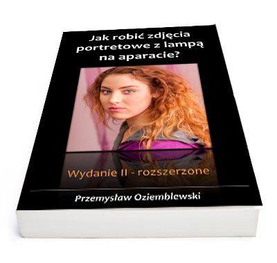 Jak robić zdjęcia portretowe z lampą na aparacie? - ebook