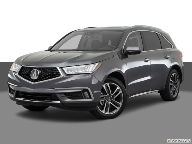 2018 Acura MDX Lease Deals From 452month  0 Down
