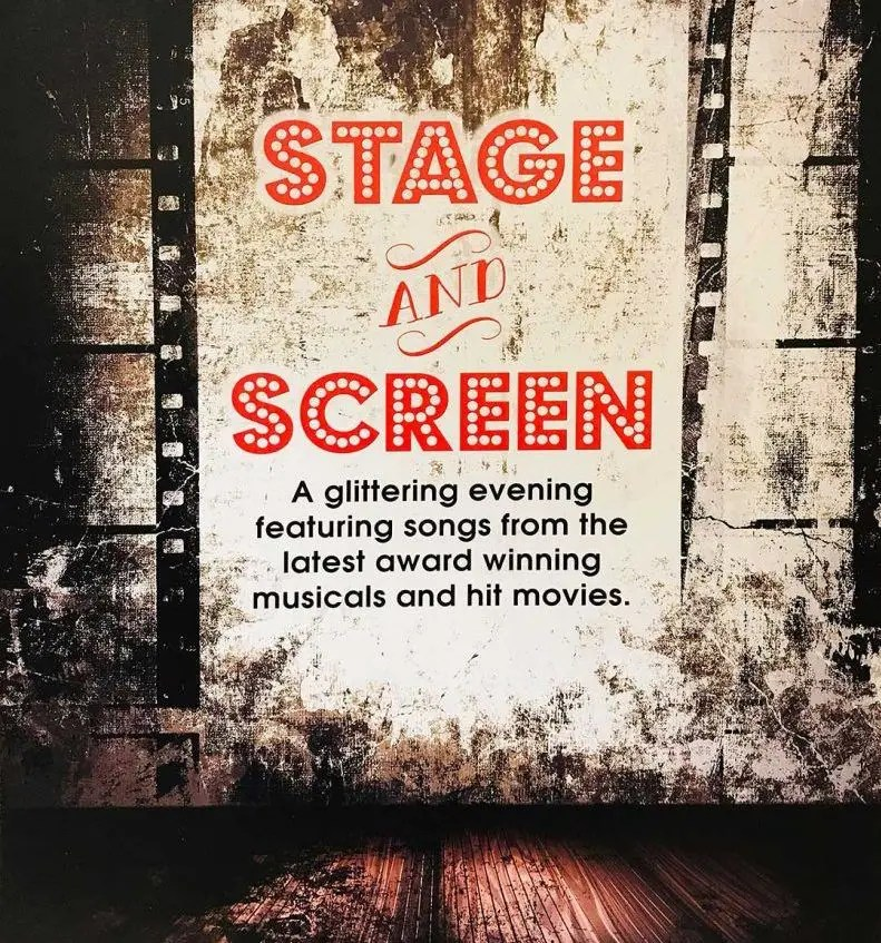 Stage & Screen Poster