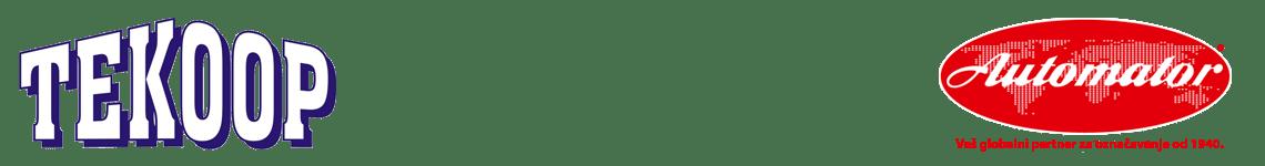 Tekoop – Industrijsko označavanje