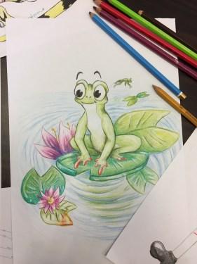 Malkurse Fur Kinder Und Kleinkinder Jetzt Malen Und Zeichnen Lernen