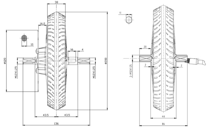 Schema Cablage Trottinette Electrique