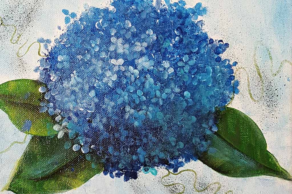 Poems About Hydrangea Flowers: Gratitude and Sincere Feelings