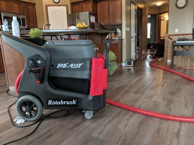 Our duct cleaning machine for residential and commercial properties that need a duct cleaning