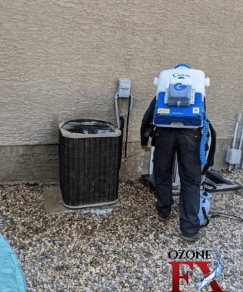 Red Deer Air Conditioner Cleaning