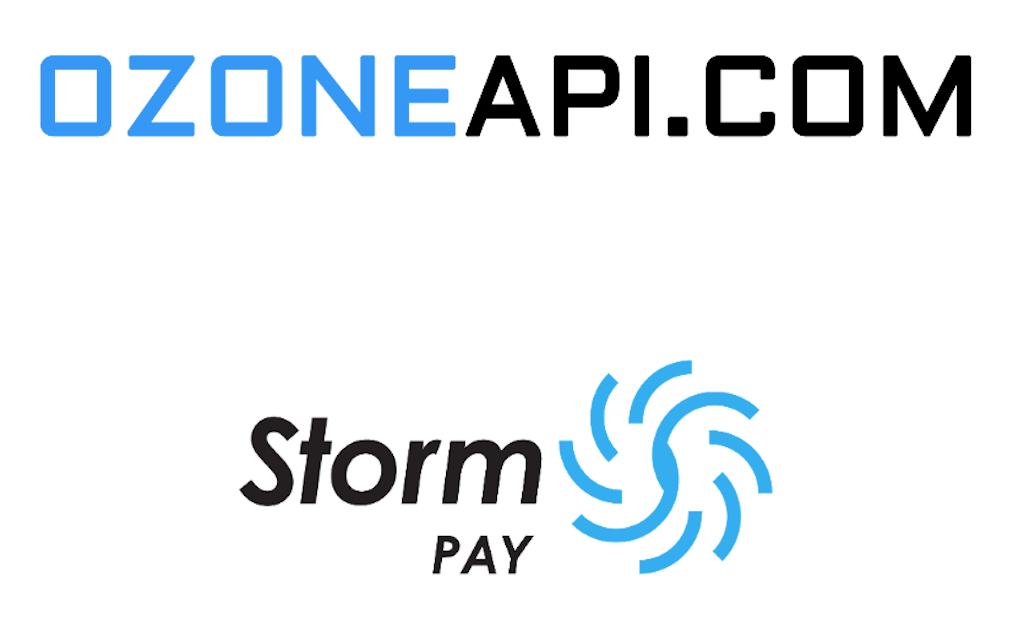 Ozone Announces Partnership with StormPay an Embedded Finance Platform