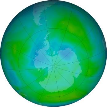 Le trou dans la couche d ozone protegeons notre environement - Trou de la couche d ozone ...