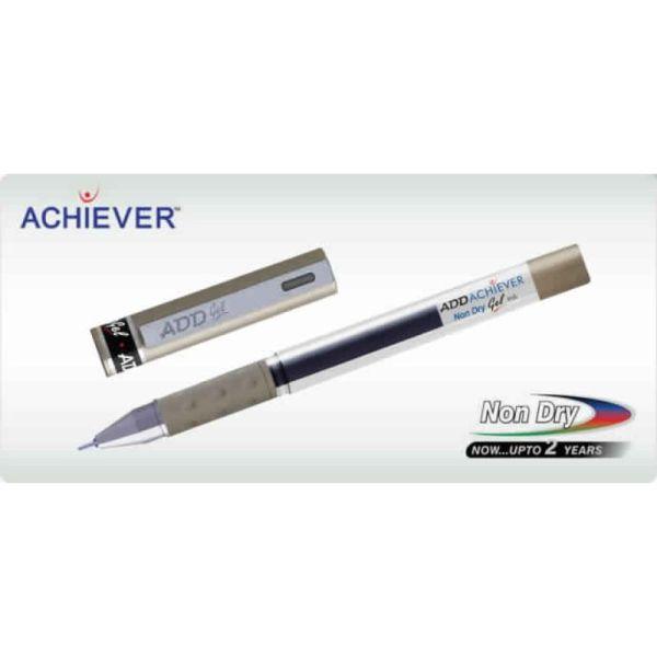 ADD Gel Achiever Black Gel Pen