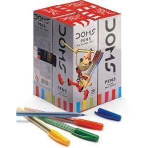 Doms GL Ball Pen 20 Pcs