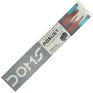 Doms Robust+ Wooden Pencils