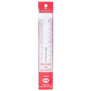 """faber castell 12"""" Slim Scale -Pack of 10"""