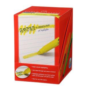 Faber Castell Super Gel Orange Textliner 15 Pack