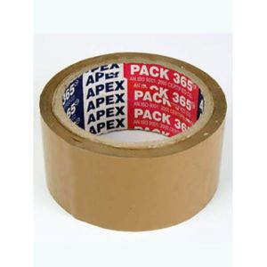 Apex 2 inch Cello Tape 65 mtr Pack of 6