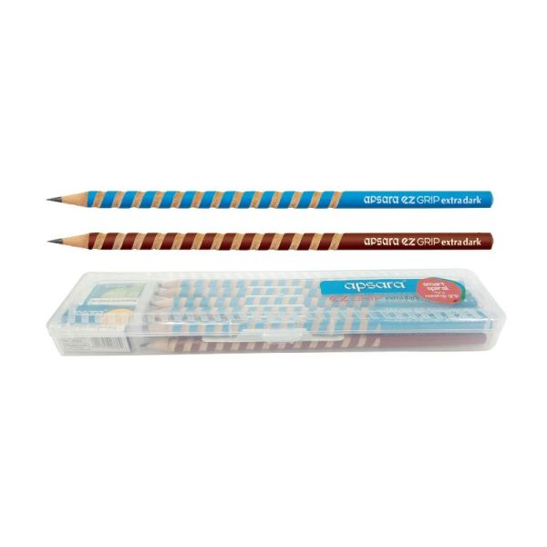 Apsara EZ Grip Wooden Pencil