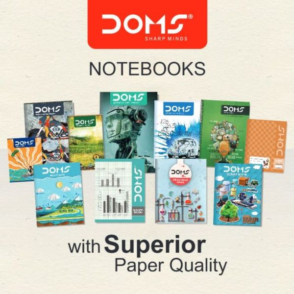 Doms Note Book Math 12mm Page-172