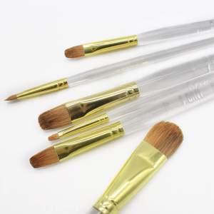Fine Art Painting Brushes 412 Size-7