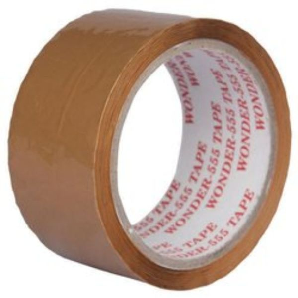 G3 3 Inch Brown Tape 65 mtr