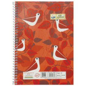 Hans Spiral Note Book (A5)