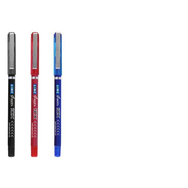 Linc Glycer 10X Red Ball Pen