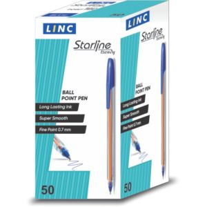 Linc Starline Blue Ball Pen