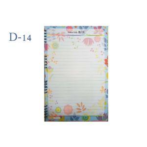 Lotus A4 Designer Colour Sheet's (D-14)