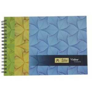 Lotus Wiro Visitor's Book (A4 Size)