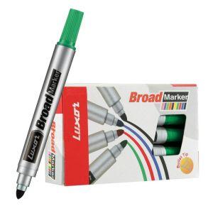 Luxor Green Broad Marker