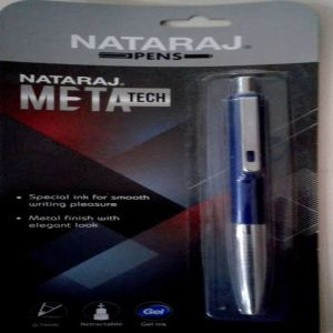 Nataraj MetaTech Gel Pen
