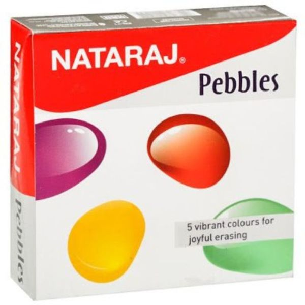 Nataraj Pebbles Big Eraser