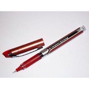 Pilot Hi-Techpoint V5 Grip Red Pen