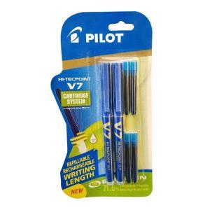 Pilot Hi-Techpoint V7 Blue Cartidge Pen
