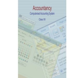 Accountancy computerised accounting system for class 12th
