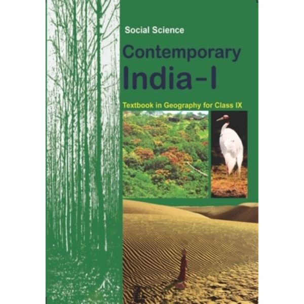 Contemporary India 1 - Geography