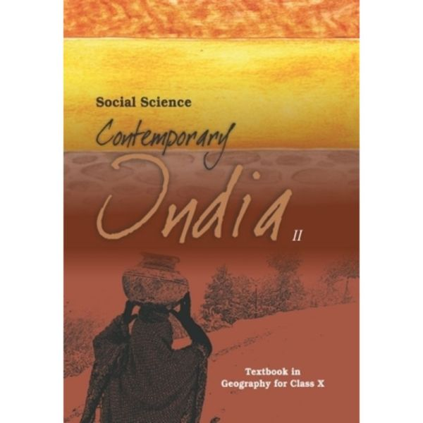 Contemporary India 2 - Geography
