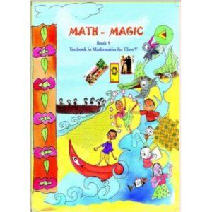 Math magic book 5