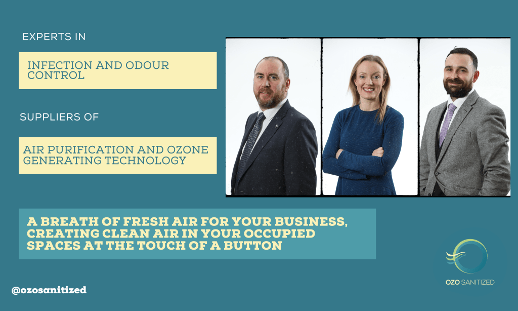 OZO CONSULT & CARE - Experts in Air Purification and Ozone Generation Technology
