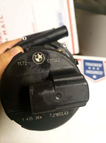 BMW E46 Original 323 325 328 330 Secondary Air Smog Pump 1435364