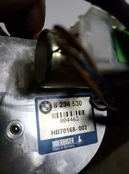 BMW E46 330Ci 325Ci 323Ci Convertible Top Motor 8234530