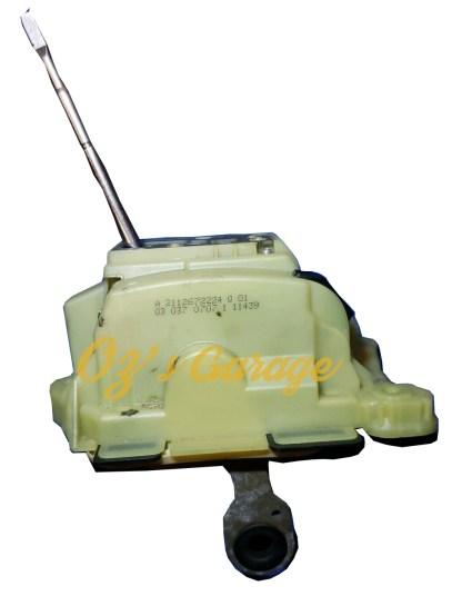 MERCEDES W211 E320 E500 E55 AMG 2112672224 FLOOR SHIFTER GEAR SHIFT A2112672224